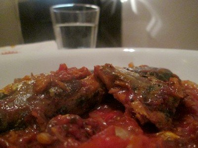 maquereau fondu de tomate ogn